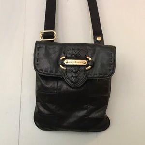 Vintage leather juicy couture purse